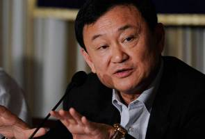 Thaksin breaks silence with tweet, days after sister's escape