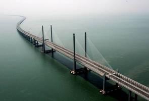 Cadang diskaun 20 peratus tol jambatan kedua kepada penduduk P.Pinang