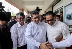 Saifuddin Abdullah joins PKR