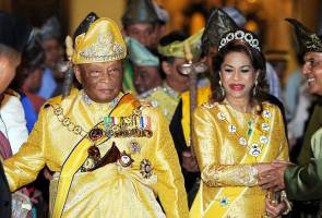 Reject IS militants, says Pahang Sultan