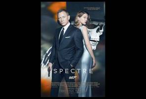 Bond returns with licence to thrill in 'Spectre'