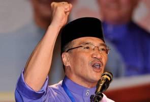 'Tidak ada pihak boleh halang usaha penyatuan dua parti' - Hishammuddin