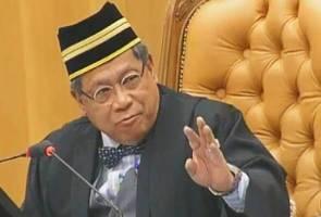 Speaker Dewan Rakyat tiada kuasa ubah kedudukan RUU 355 - Pandikar Amin