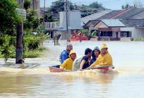 Langkah-langkah persediaan menghadapi, sebelum dan selepas banjir
