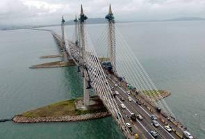 Diskaun tambahan 18 peratus tol Jambatan Pulau Pinang untuk rakyat Pulau Pinang