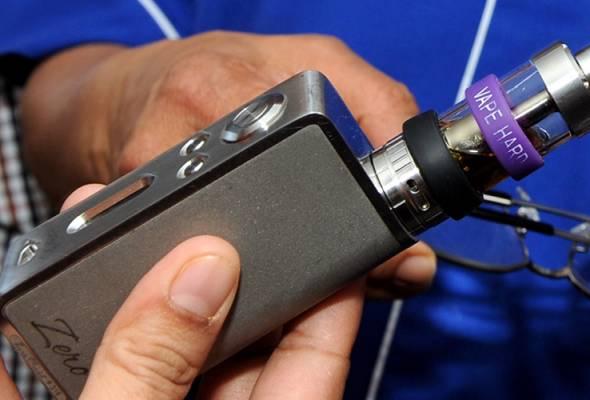 'Rokok dah cukup teruk, jangan burukkan dengan vape' - Pakar Kesihatan Awam