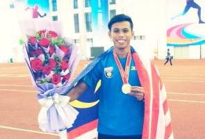 Badrul Hisyam: 10 things to know about this young sprinter