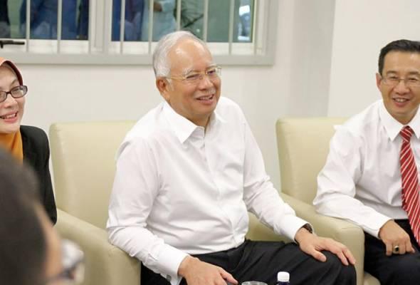 K'jaan komited sedia khidmat perubatan berkualiti pada kadar rendah - Najib