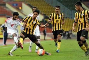 Pemain dalam prestasi terbaik bersaing dalam kem Harimau Malaysia