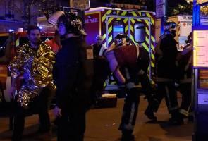 Najib, Wan Azizah kutuk serangan di Paris