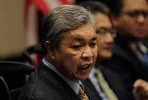 MACC identifies RM2.6 billion donor - Ahmad Zahid tells Dewan Rakyat