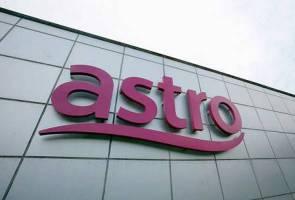 Keuntungan Astro kembali meningkat suku ketiga