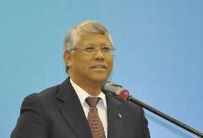Datuk Dr Hassan Said Naib Canselor UiTM yang baharu