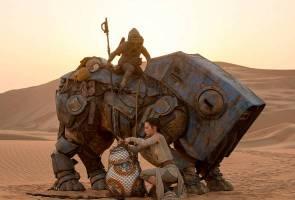 Tips elak 'spoiler' filem Star Wars di laman sosial