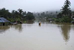 Hampir 50 kampung di Terengganu dijangka dilanda banjir esok