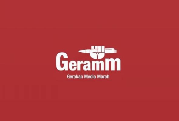 Geramm menyifatkan tindakan sekretariat parti dan kakitangan UMNO adalah sebagai penghinaan kepada media. | Astro Awani