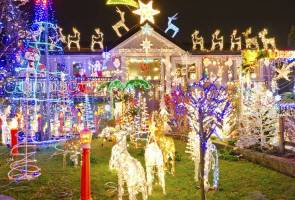US Christmas lights use more energy than entire countries