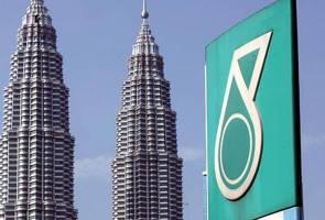 Fitch turunkan penarafan Petronas kepada 'A-', prospek stabil