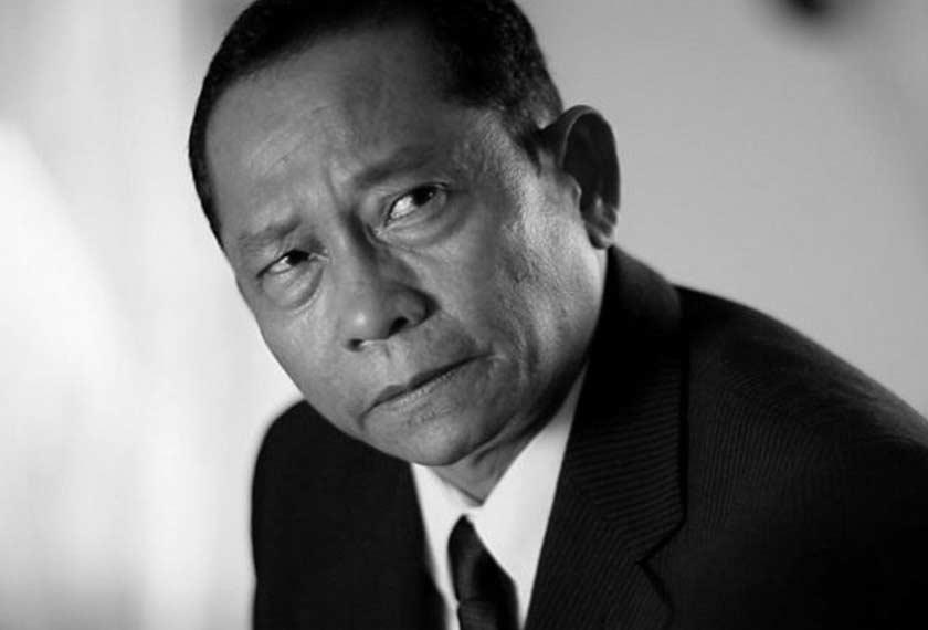 Harun Salim Bachik died of heart attack on March 8 at the R&R area in Bukit Merah, Perak.