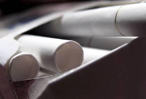 4.3 juta batang rokok dengan anggaran cukai RM3.2 juta dirampas