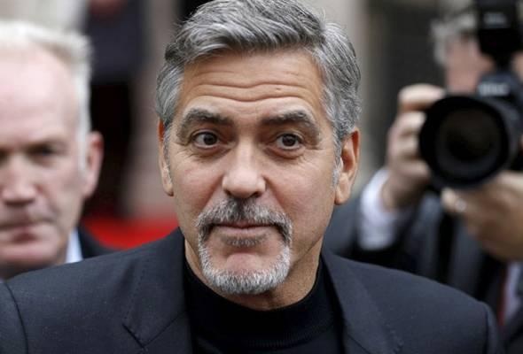 Ini amaran juga kepada Malaysia, Indonesia - Angkuhnya George Clooney ulas isu LGBT!