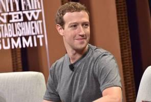Dunia hidup dalam kebimbangan, terpisah akibat Facebook - Mark Zuckerberg