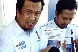 Tangani perbuatan hina pemimpin negara - Presiden Pakatan NGO Pro-BN