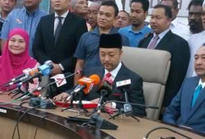 mukhriz letak jawatan menteri besar kedah berita terkini, foto