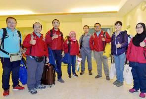 Ekspedisi penyelidikan saintifik Malaysia ke Antartika berjaya