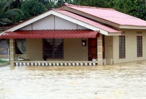 Bilangan mangsa banjir turun di Melaka dan Negeri Sembilan, naik di Johor