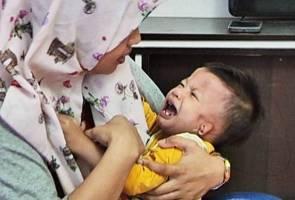 Kanak-kanak derita jantung berlubang, ibu resah tanggung kos pembedahan