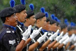 Kerajaan akan pertimbang naikkan gaji polis