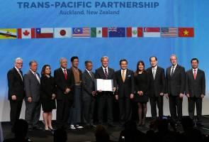 12 nations including Malaysia seal landmark TPPA trade deal