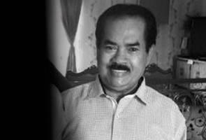Bekas Setiausaha Kerja UMNO, BN Datuk Yaakob meninggal dunia