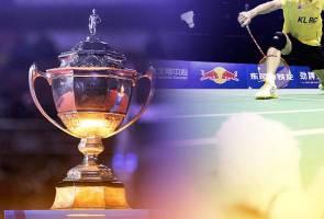 Bangkok to host 2018 Thomas and Uber Cup Finals