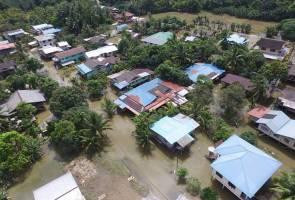 Sarawak: Satu lagi pusat pemindahan banjir dibuka di Serian