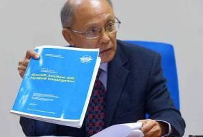 Kerja 'tanpa henti' bagi ketua penyiasat MH370 Kok Soo Chon