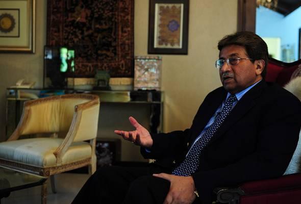 Khianati negara: Bekas Presiden Pakistan, Pervez Musharraf dijatuhi hukuman mati