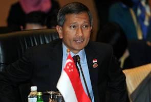 Singapura nyatakan pendirian terhadap perjanjian air