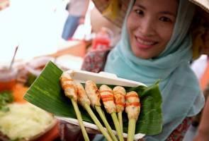 Pesta 'SAMA-SAMA' di Medan Pasar promosi kepelbagaian budaya melalui makanan