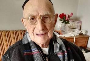 Mangsa Holocaust kini lelaki tertua di dunia: Guinness