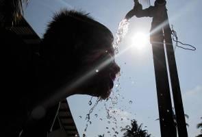 Jimat penggunaan air semasa tempoh cuaca panas dan kering