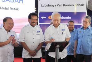 Projek Pan Borneo pemacu ekonomi Sabah