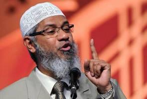 Zakir Naik setuju debat dengan Ramasamy, dengan syarat…