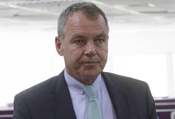 Christoph Mueller letak jawatan CEO Malaysia Airlines