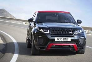2016 Range Rover Evoque 'Ember': Does it light your fire?