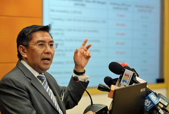 Tiada kelulusan DCA bagi aktiviti SeaPlane@Putrajaya - KP