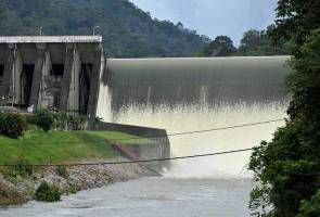 Empangan Muda tidak lagi mampu sokong paras air Sungai Muda