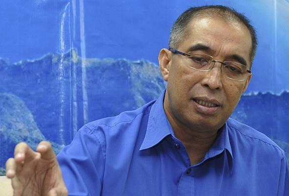 PRN Sabah: Benar, saya akui saya khilaf - Salleh Said Keruak