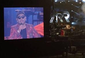 Tertangguh 3 jam, persembahan AR Rahman pukau 20,000 penonton di Malaysia